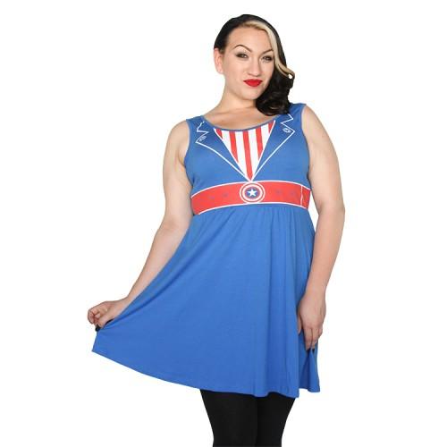 Hu-cap-dress